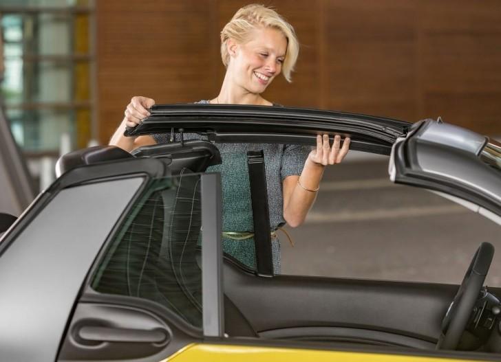 Smart fortwo Cabrio 2016 08