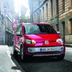 VW「新型cross up!」デザイン画像集:日本発売!