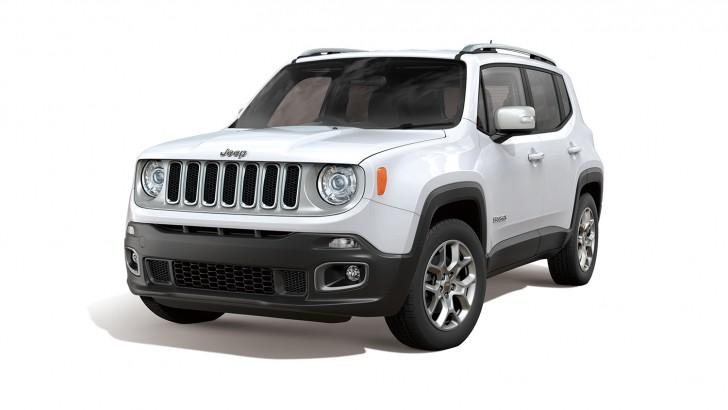 Jeep レネゲード日本発売5