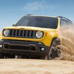 Jeep「新型レネゲード」日本発売;デザイン画像集