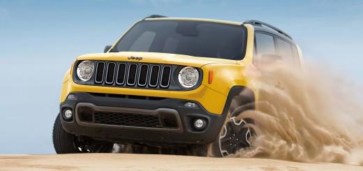Jeep レネゲード日本発売10