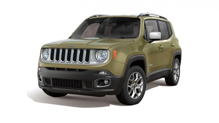 Jeep レネゲード日本発売4