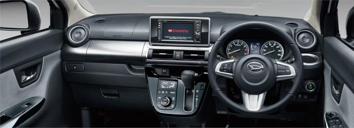 ダイハツキャスト スタイル interior05