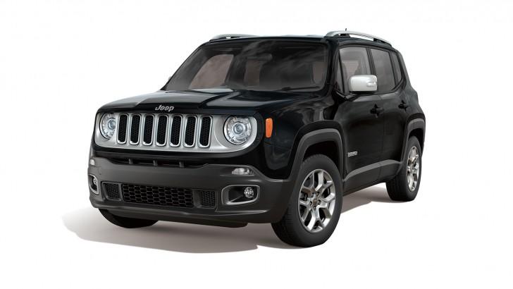 Jeep レネゲード日本発売3