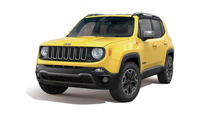 Jeep レネゲード日本発売12