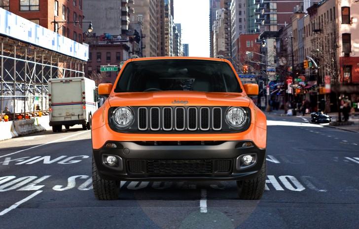 Jeep レネゲード日本発売9