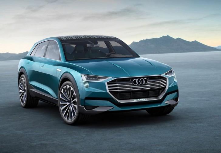 Audi e-tron quattro Concept 2015 01