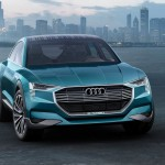 AUDI「e-tron quattro Concept 2015」デザイン画像集