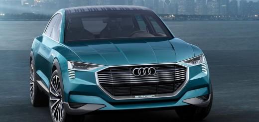 Audi e-tron quattro Concept 2015 02