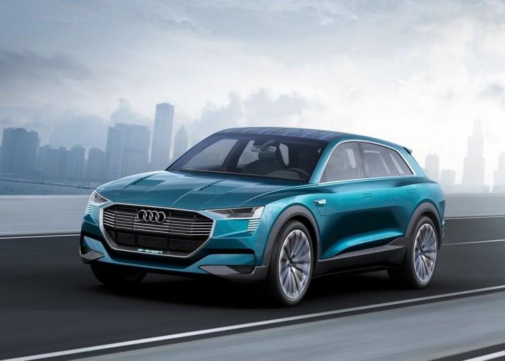 Audi e-tron quattro Concept 2015 03