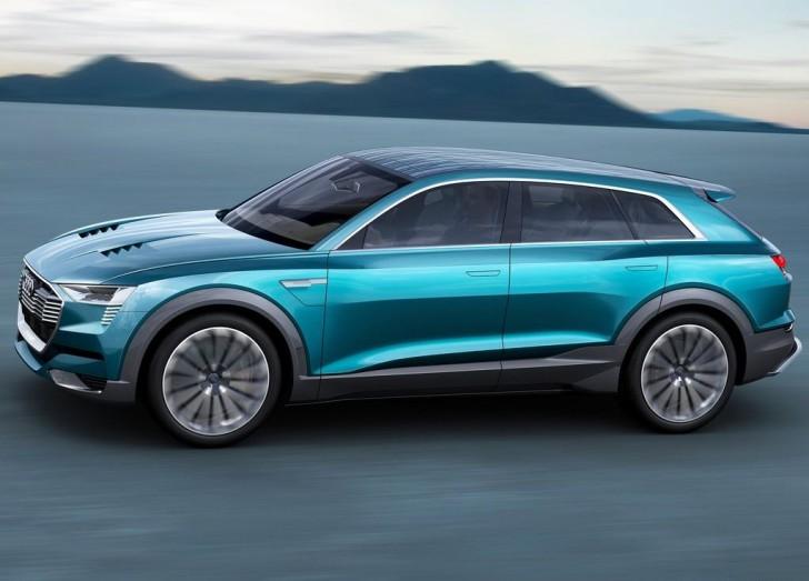 Audi e-tron quattro Concept 2015 04