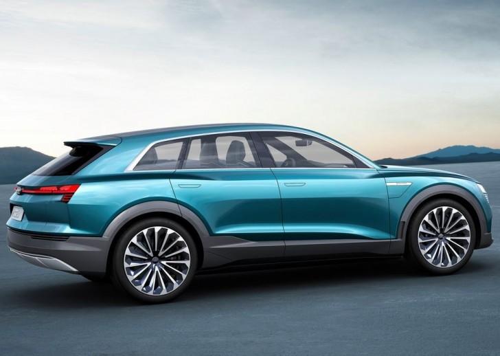 Audi e-tron quattro Concept 2015 05