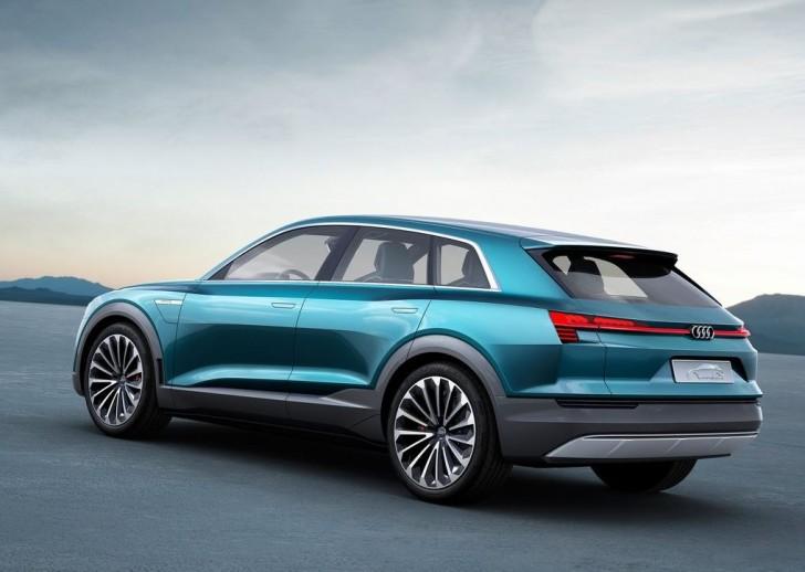 Audi e-tron quattro Concept 2015 06