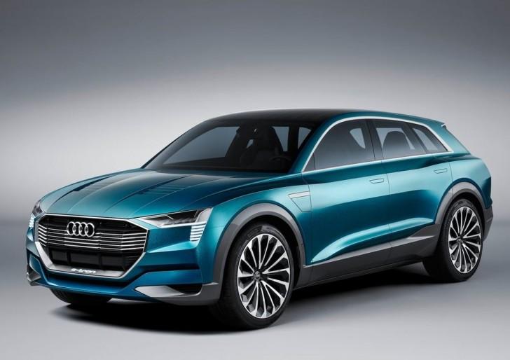 Audi e-tron quattro Concept 2015 08
