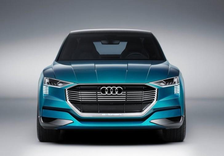 Audi e-tron quattro Concept 2015 09