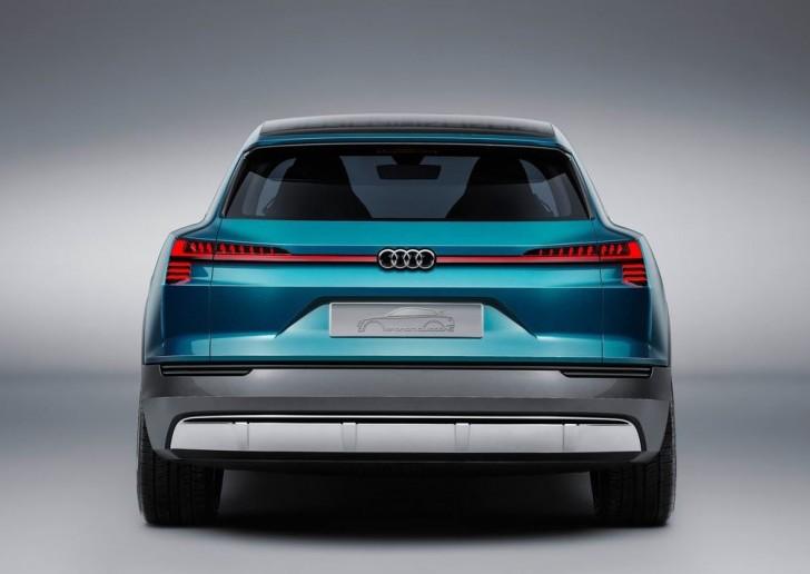 Audi e-tron quattro Concept 2015 10
