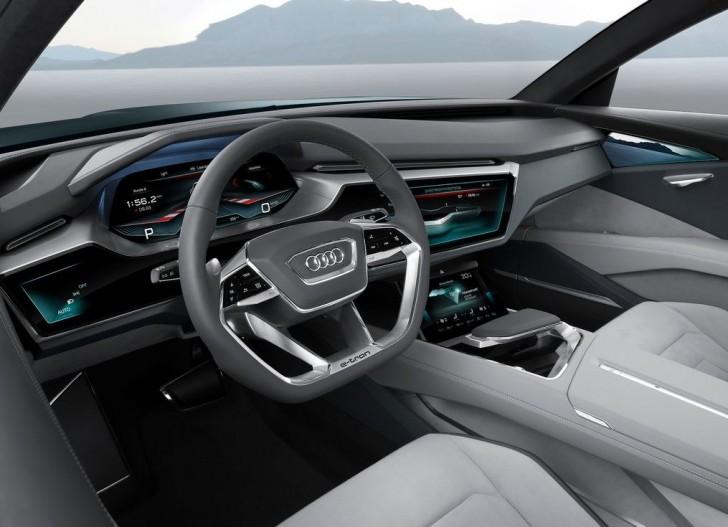 Audi e-tron quattro Concept 2015 11