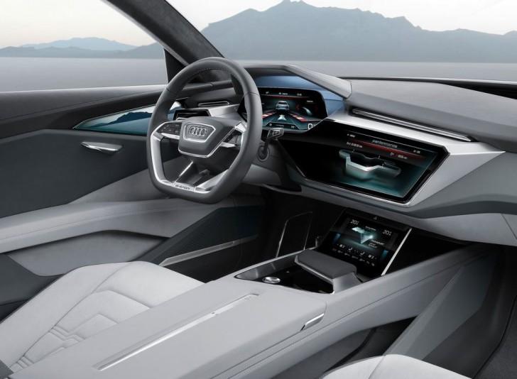Audi e-tron quattro Concept 2015 12