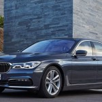 BMW 「新型730d 2016」デザイン画像集