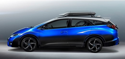 HONDA CIVIC TOURER ACTIVE LIFE CONCEPT 2015 06