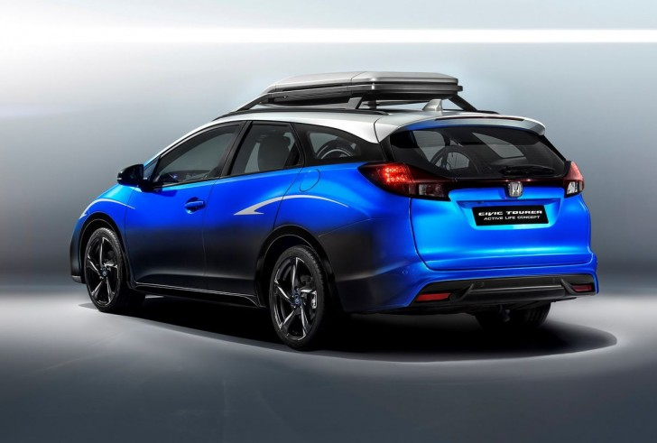HONDA CIVIC TOURER ACTIVE LIFE CONCEPT 2015 07
