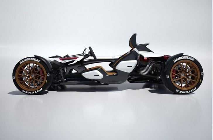 Honda Project 2&4 04