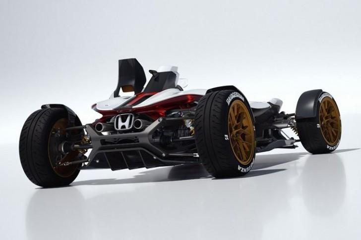 Honda Project 2&4 05