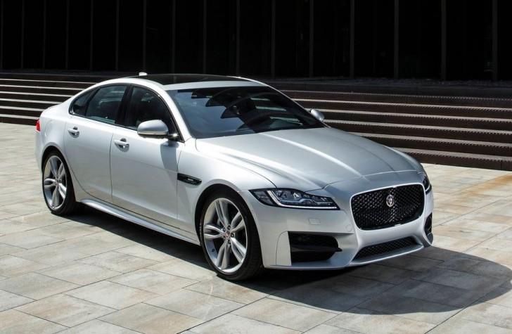 Jaguar XF 2016 01
