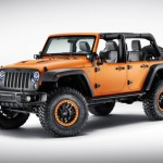Jeep「Wrangler Rubicon Sunriser Concept」デザイン画像集