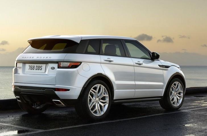 Land Rover Range Rover Evoque 2016 04