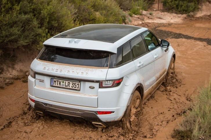 Land Rover Range Rover Evoque 2016 05