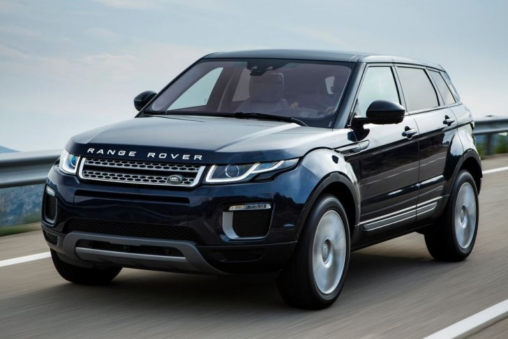 Land Rover Range Rover Evoque 2016 06