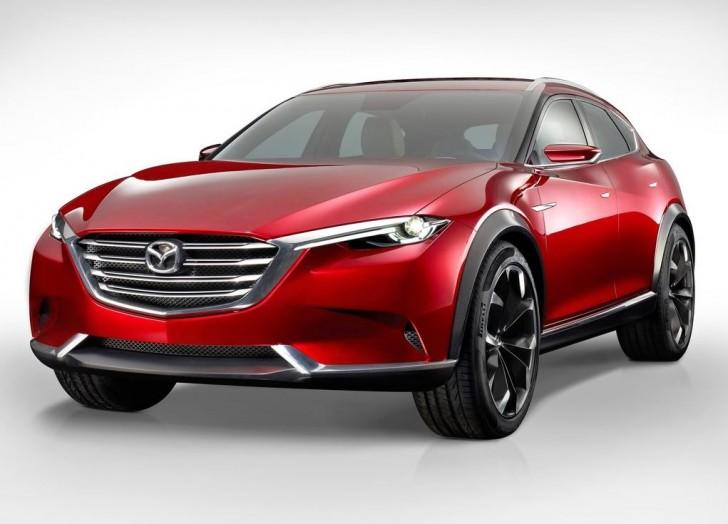 Mazda Koeru Concept 2015 01