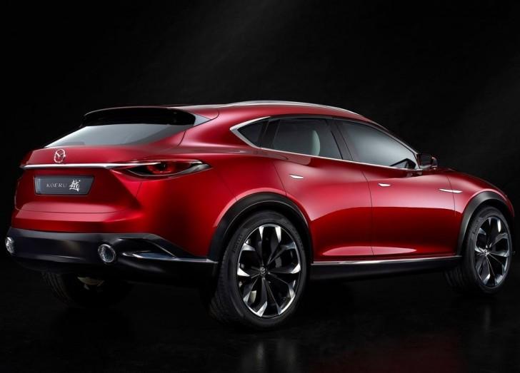Mazda Koeru Concept 2015 08
