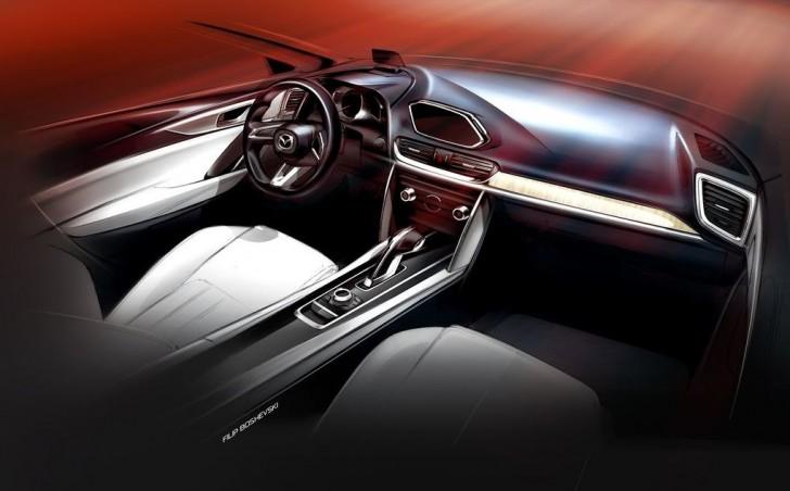 Mazda Koeru Concept 2015 13