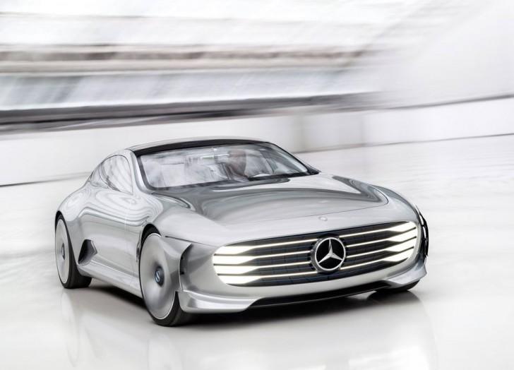 Mercedes-Benz IAA Concept 01