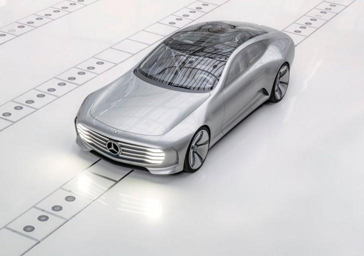Mercedes-Benz IAA Concept 02