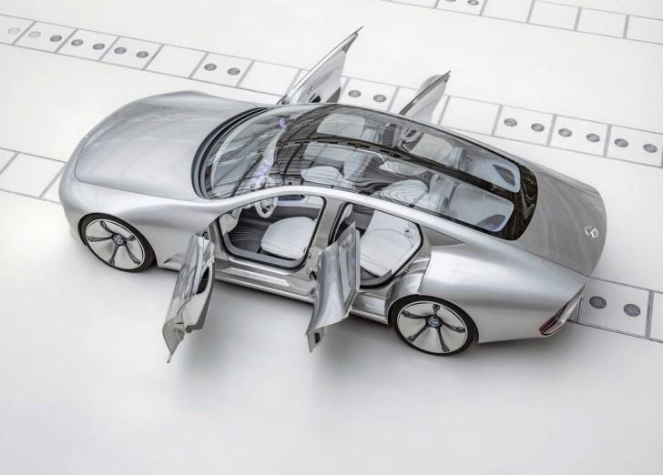 Mercedes-Benz IAA Concept 05