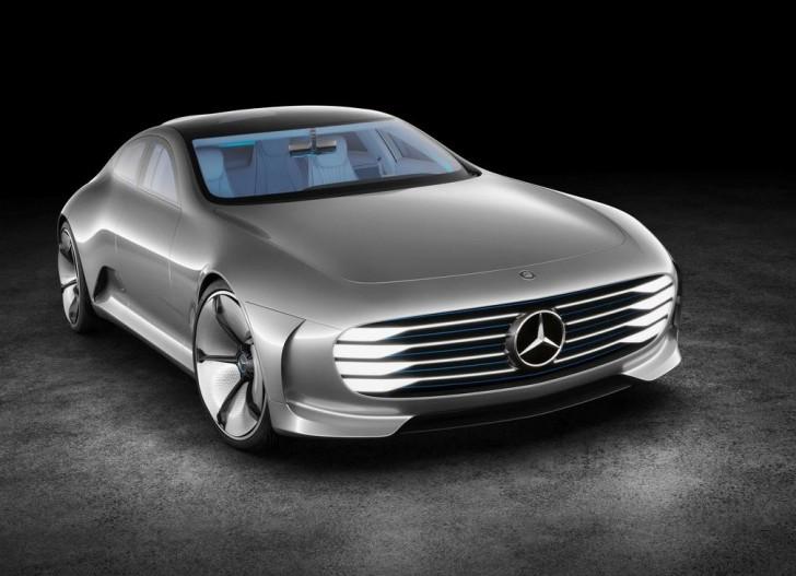Mercedes-Benz IAA Concept 07
