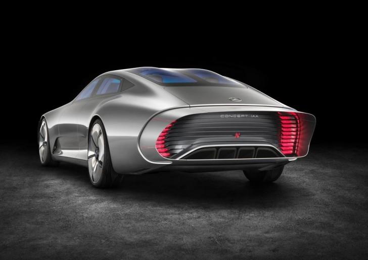 Mercedes-Benz IAA Concept 10