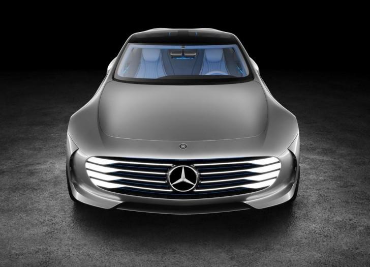 Mercedes-Benz IAA Concept 11