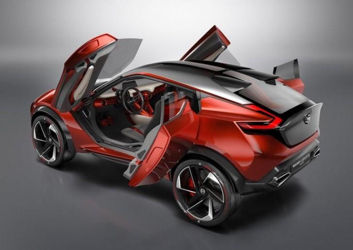 Nissan Gripz Concept 2015 08