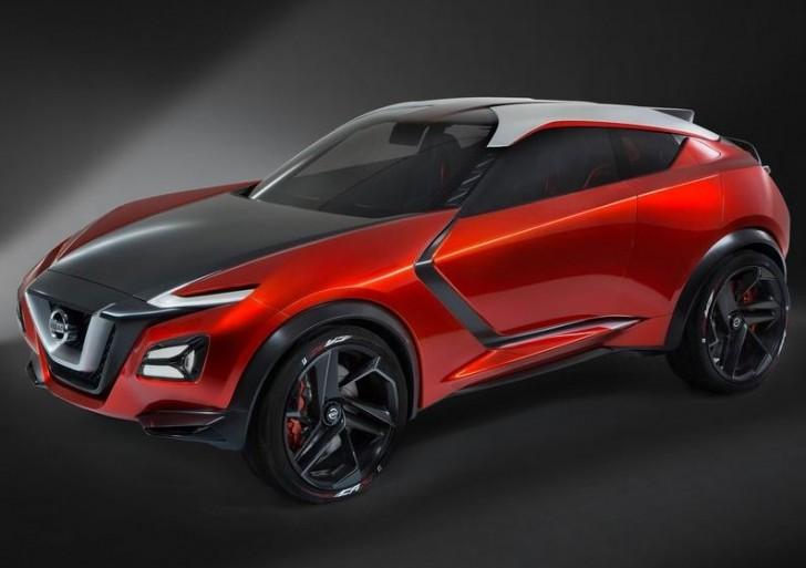 Nissan Gripz Concept 2015 09