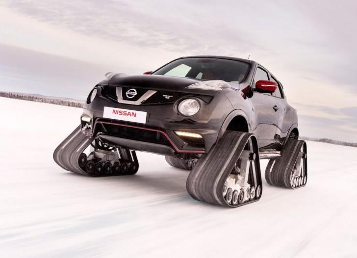Nissan Juke Nismo RSnow Concept 2015 03