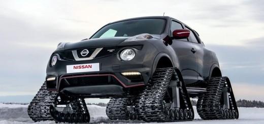Nissan Juke Nismo RSnow Concept 2015 04
