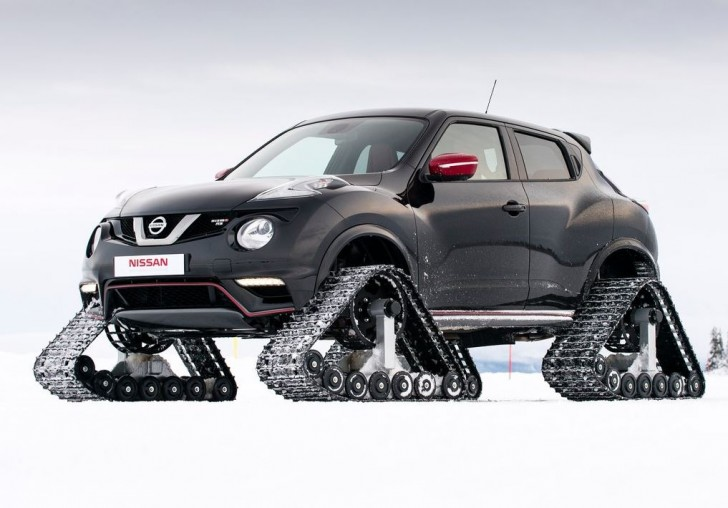 Nissan Juke Nismo RSnow Concept 2015 05