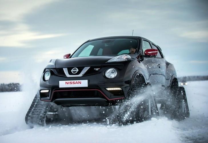 Nissan Juke Nismo RSnow Concept 2015 06