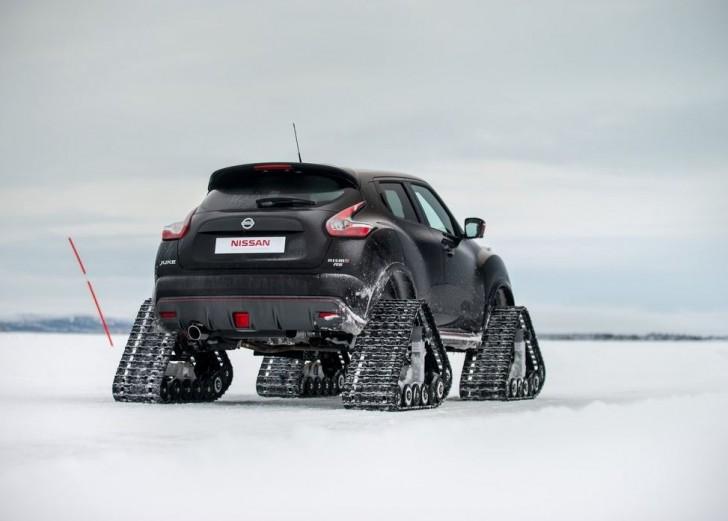 Nissan Juke Nismo RSnow Concept 2015 11