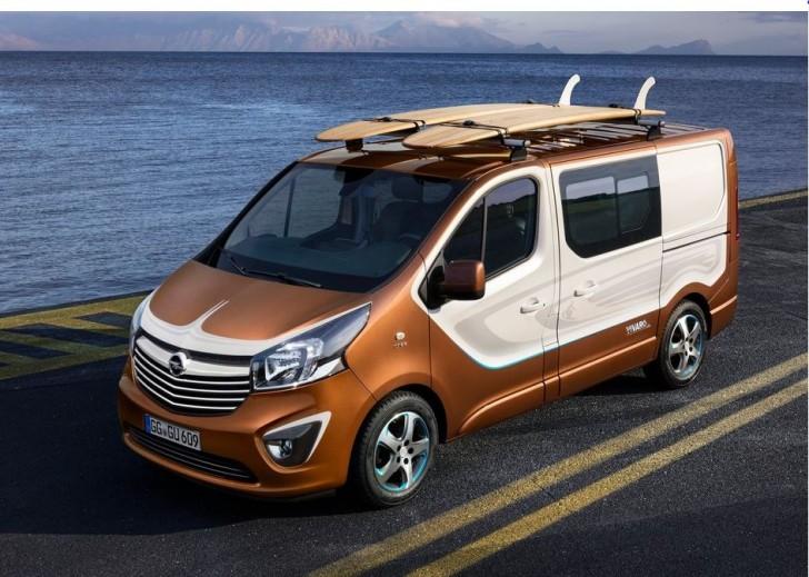 Opel Vivaro Surf Concept 2015 01