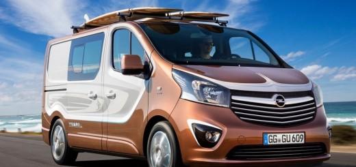 Opel Vivaro Surf Concept 2015 03